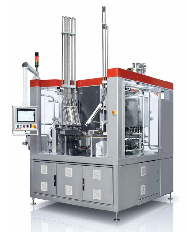 GIMA 590 capsule filling machine