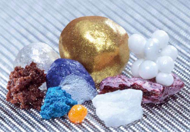 Powder processing: granules and pellets