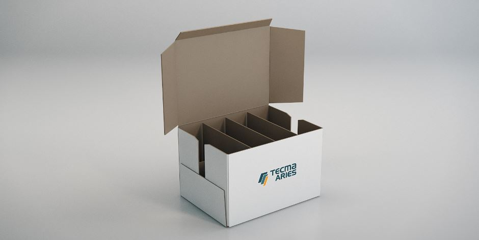 Case with insert